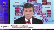 Stéphane Le Foll : «Je ne suis pas fâché contre Manuel Valls mais il ne m'a pas appelé pour annoncer sa candidature»