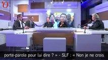 Stéphane Le Foll n'a pas été informé par Manuel Valls sur sa déclaration de candidature
