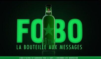 Fobo - La bouteille aux messages