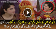 Neelum Munir Got Shocked When a Man Came in a Live Show To Marry Her