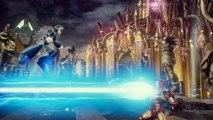 Marvel vs. Capcom: Infinite - Gameplay Capitan America e Morrigan