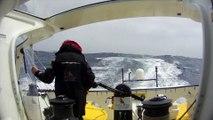 """J30 : """"Une mer creusée"""" pour Kito de Pavant / Vendée Globe"""