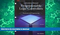 PDF Programmable Logic Controllers: Hardware and Programming - Laboratory Manual Kindle eBooks
