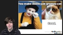 Mimes (Funny Girl & Guy Mime Artists)