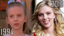 Scarlett Johansson (1994-2016) all movies list from 1994! How much has changed? Before and Now! Vicky Cristina Barcelona, Lucy, The Island, Lost in Translation, Captain America: The Winter Soldier, Avengers: Age of Ultron, Match Point