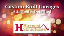 Built Attached & Detached Garages Manufactured in Chester PA