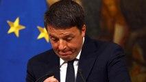 """""""Non"""" au référendum : les Italiens inquiets pour leur futur"""