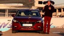 Essai vidéo - Mazda 3 (2017) : profil bas