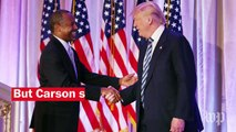 Trump's Transition: Ben Carson for housing and urban development