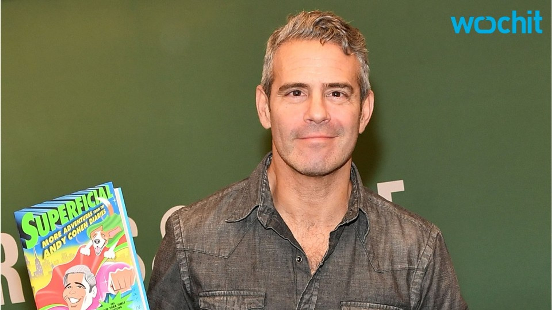 Andy Cohen Dishes On New Book