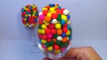 Play Doh surprise eggs! Unboxing eggs surprise Disney INSIDE OUT Mickey Mouse LION KING MymillionTV