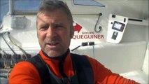 J30 : Yann Eliès ne compte pas se faire croquer par Jean-Pierre Dick !  / Vendée Globe