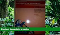 Pre Order Unit and End-of-year Benchmark Tests, Teacher s Manual, Grade 5 (Scott Foresman Reading