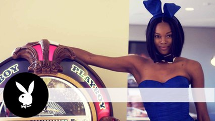 Our Playmate of the Year Eugena Washington Picks Her Three Favorite Jukebox Songs