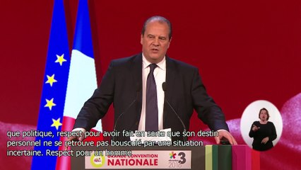 Jean-Christophe Cambadélis salue l'action et la décision de François Hollande