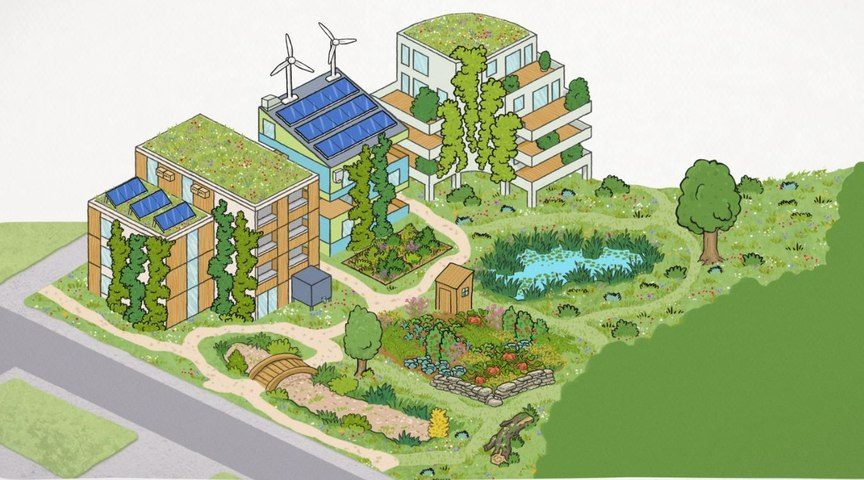 Urbanism, architecture and biodiversity : when nature inspires cities and buildings