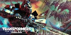 Transformers׃ The Last Knight Featurette - IMAX (2017) - Michael Bay Movie