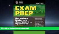 Free [PDF] Exam Prep: Hazardous Materials Awareness And Operations (Exam Prep: Hazardous Materials