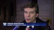 """Selon Montebourg, Valls """"a prononcé un discours d'opposant à sa propre politique"""""""