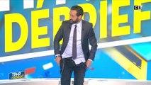 Touche pas à mon poste, C8 : Cyril Hanouna perd un pari et veut animer en sous-vêtements ! [Vidéo]