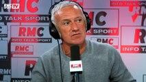 Pourquoi Alexandre Lacazette n'est-il plus en équipe de France ? Les explications de Didier Deschamps