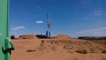 L'armée russe rate un tir de missile.