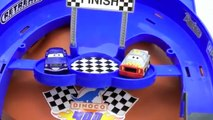 Micro Drifters Fast Flip Transforming Raceway Disney Cars Micro Drifters Speedway NEW Willy