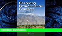 FAVORIT BOOK Resolving Environmental Conflicts, Second Edition (Social Environmental