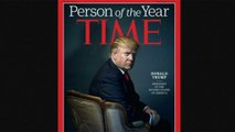 Time calls Donald Trump 'President of the Divided States of America'