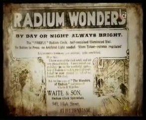 Peligros ocultos: El radio (1901-1910)