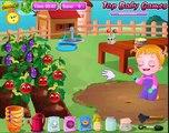 baby hazel gardening time video game baby games new games for girls jeux de fille bébé baby hazel