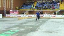 Finale du tir de précision U23, Sport Boules, Mondial Jeunes, Monaco 2016