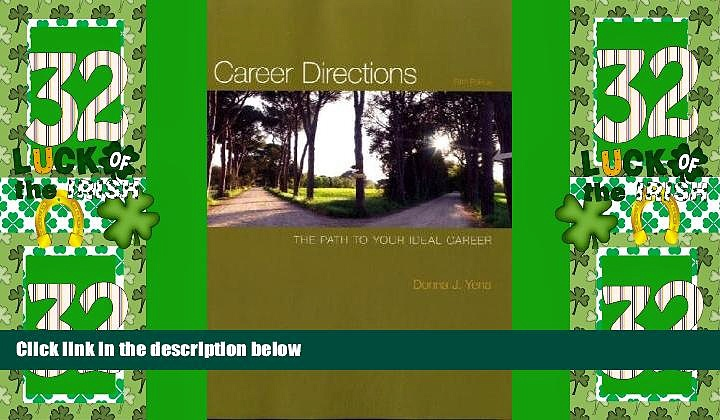 Best Price Career Directions: The Path to Your Ideal Career Donna Yena For Kindle