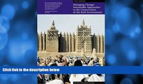 Buy  Managing Change: Sustainable Approaches to the Conservation of the Built Environment