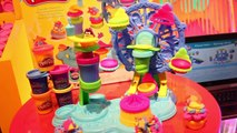 New PLAY DOH Toys for new at NY Toy Fair with Frozen, Disney Princesses, Minions, Star Wars, Food