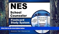 Download NES Exam Secrets Test Prep Team NES School Counselor Flashcard Study System: NES Test
