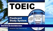 Download TOEIC Exam Secrets Test Prep Team TOEIC Flashcard Study System  TOEIC Test Practice