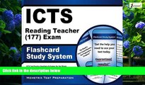 Buy ICTS Exam Secrets Test Prep Team ICTS Reading Teacher (177) Exam Flashcard Study System: ICTS