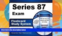 Online Series 87 Exam Secrets Test Prep Team Series 87 Exam Flashcard Study System: Series 87 Test