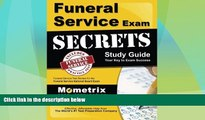 Price Funeral Service Exam Secrets Study Guide  Funeral Service Test Review for the Funeral