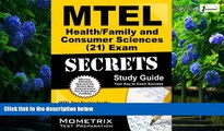 Online MTEL Exam Secrets Test Prep Team MTEL Health/Family and Consumer Sciences (21) Exam Secrets
