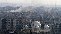 Rusya ve Çin Halep tasarısını yine veto etti