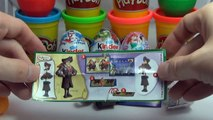 4 Kinder Surprise Eggs - Kinder Surprise Marvel, Kinder Surprise Kinderino sport - 4 Киндер Сюрприза