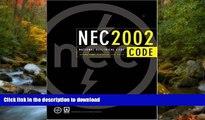 Read Book National Electrical Code 2002 - Looseleaf Version (National Electrical Code (Looseleaf))