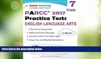 Price Common Core Assessments and Online Workbooks: Grade 7 Language Arts and Literacy, PARCC