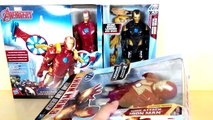 Iron Man power armor collection | Bunker Buster Iron Man | Iron man with hover pack #SurpriseEggs4k