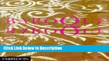 Download Baroque Baroque: The Culture of Excess Epub Online free