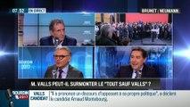 """Brunet & Neumann: Manuel Valls peut-il surmonter le """"Tout sauf Valls"""" ? - 06/12"""
