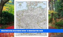 Pre Order Germany Classic [Laminated] (National Geographic Reference Map) National Geographic Maps