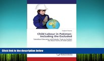 PDF [FREE] DOWNLOAD  Child Labour in Pakistan: Including the Excluded: Subsidized Education and